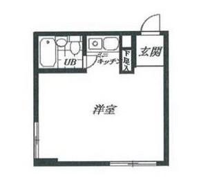 パークノヴァ渋谷403号室