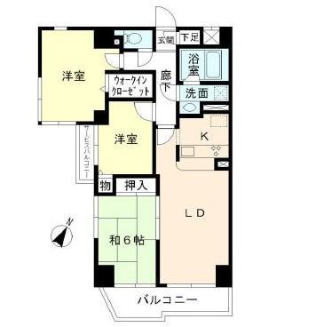 KDXレジデンス二子玉川501号室