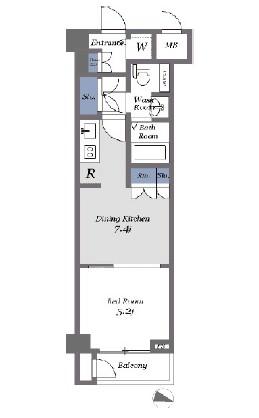 ドゥーエ参宮橋305号室