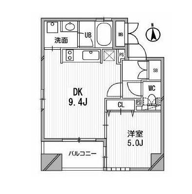 クリオ三田ラ・モード201号室