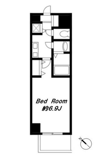 サンテラス赤坂305号室