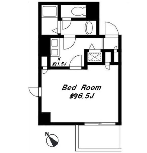 サンテラス赤坂608号室