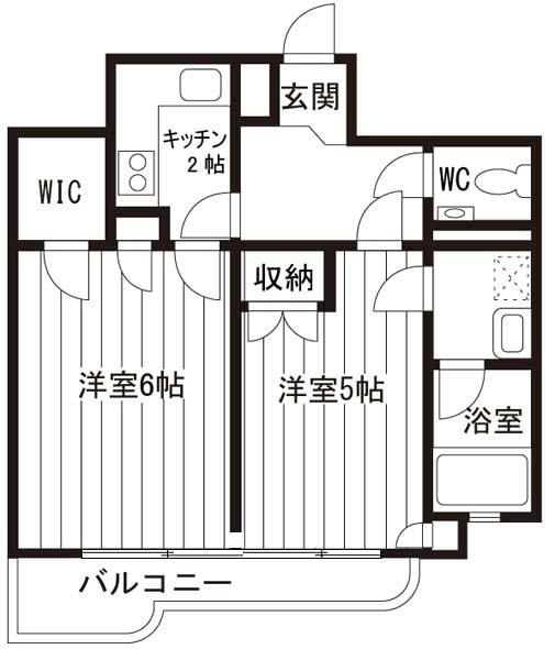 ジェイパーク青葉台アパートメント303号室