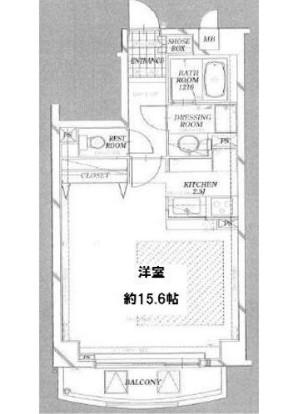 スカーラ代官山501号室