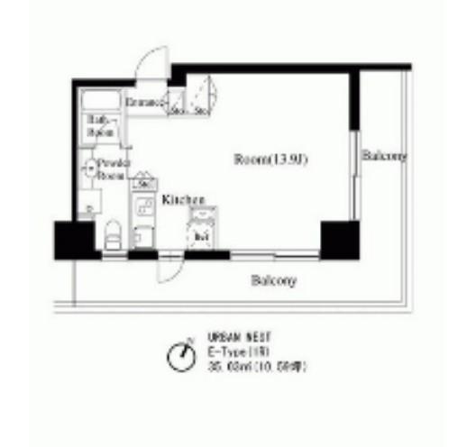 スタイリオ池尻大橋701号室