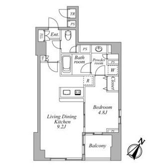 セントラルクリブ六本木3-904号室