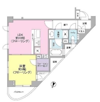 デュオ・スカーラ学芸大学401号室
