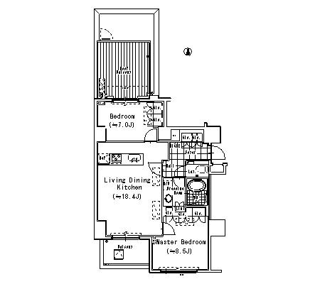 アルティスコート南青山401号室