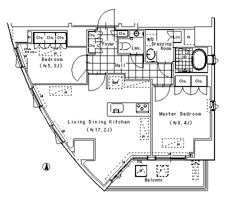 アルティスコート南青山701号室