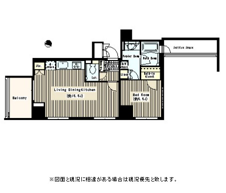 パークコート・ジオ永田町204号室