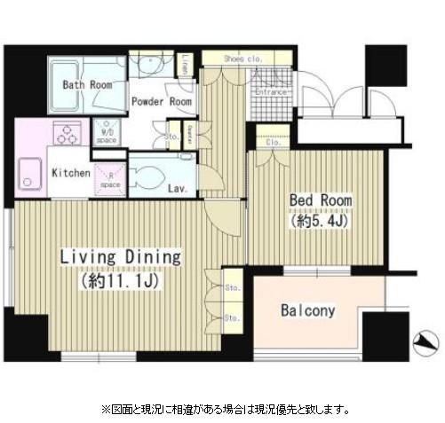 パークコート・ジオ永田町405号室