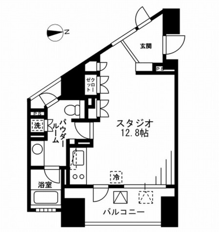 プライムアーバン四谷外苑東501号室