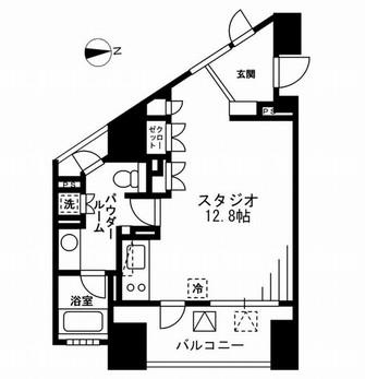 プライムアーバン四谷外苑東701号室
