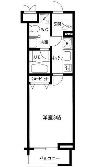 プライムアーバン中目黒103号室
