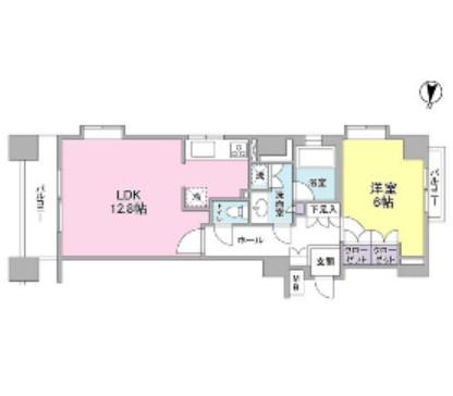 プロスペクト・グラーサ広尾509号室