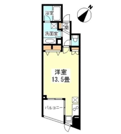 プロスペクト渋谷道玄坂1103号室