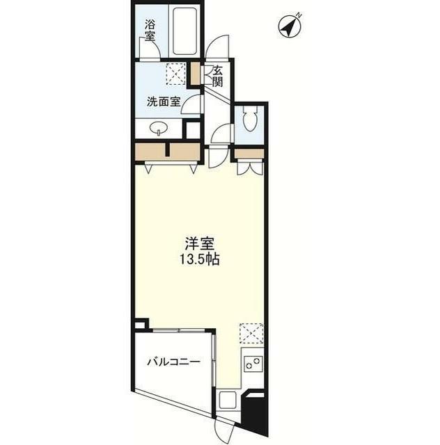 プロスペクト渋谷道玄坂603号室