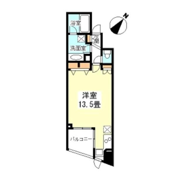 プロスペクト渋谷道玄坂703号室