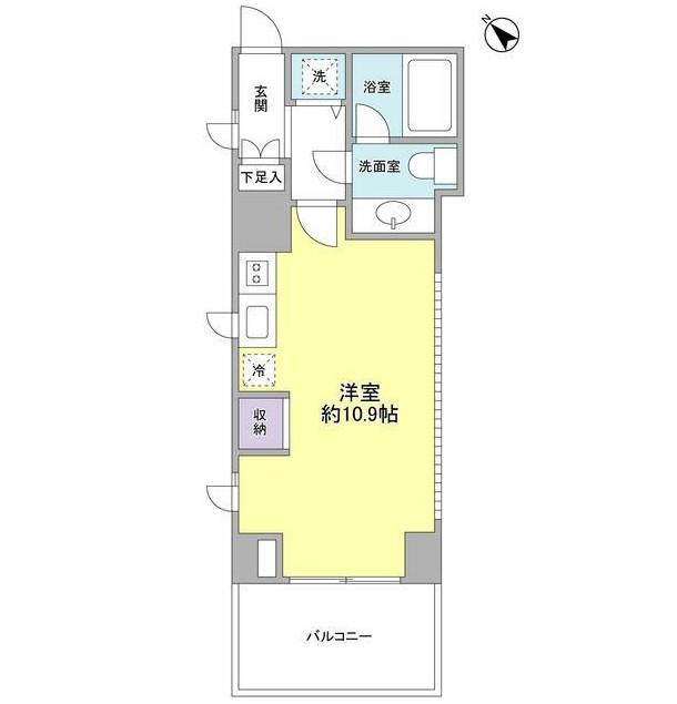 プロスペクト渋谷道玄坂901号室
