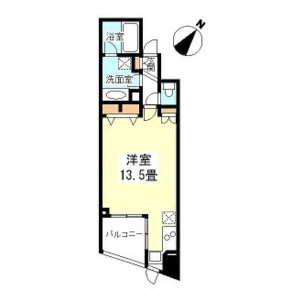 プロスペクト渋谷道玄坂903号室