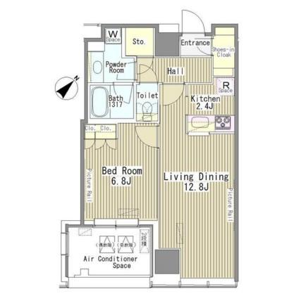 マイタワーレジデンス1108号室