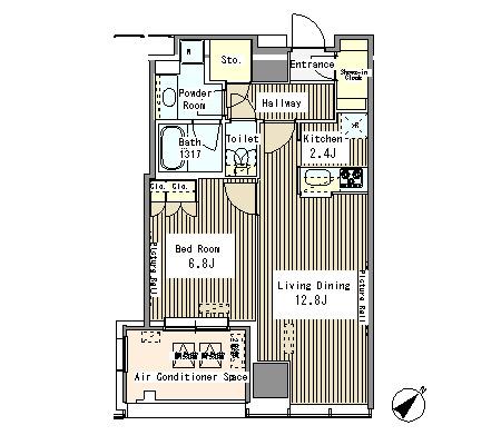 マイタワーレジデンス1508号室
