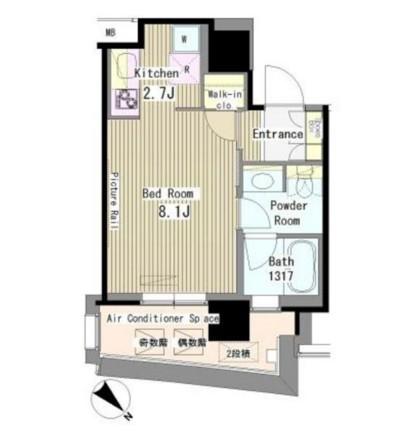 マイタワーレジデンス1802号室