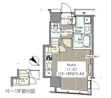 マイタワーレジデンス1803号室
