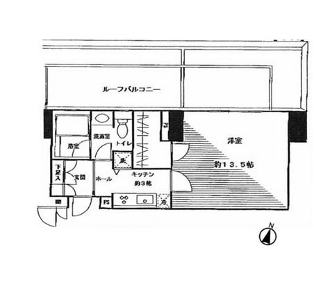 KDX代官山レジデンス502号室