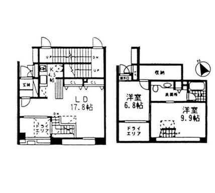 ミルーム乃木坂103号室