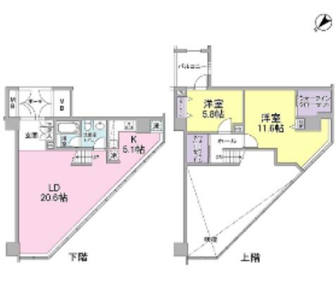 ラフィーヌ銀座1109号室