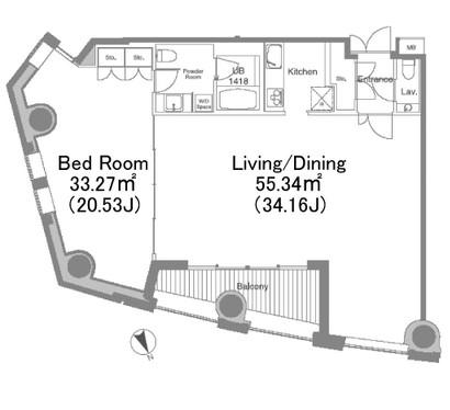 安全ビルレジデンス1902号室