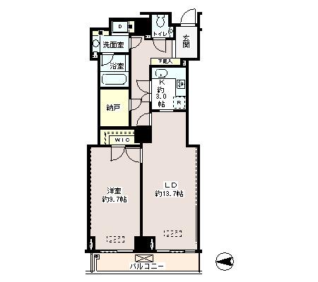 恵比寿ガーデンテラス弐番館1317号室