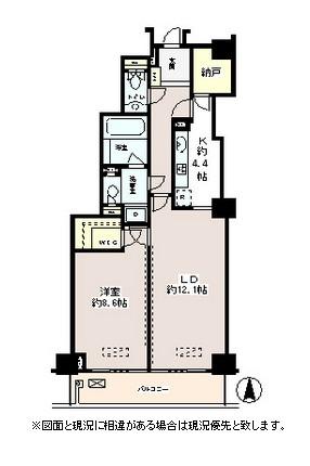 恵比寿ガーデンテラス弐番館711号室