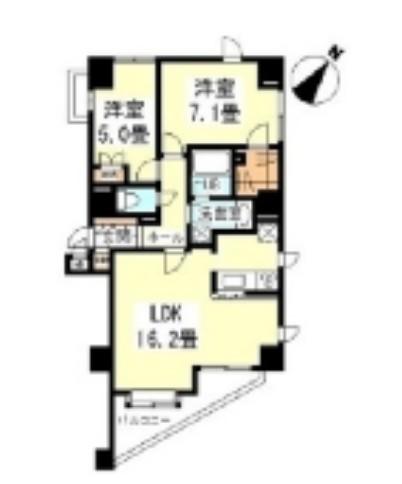 渋谷山手通りSTレジデンス1404号室