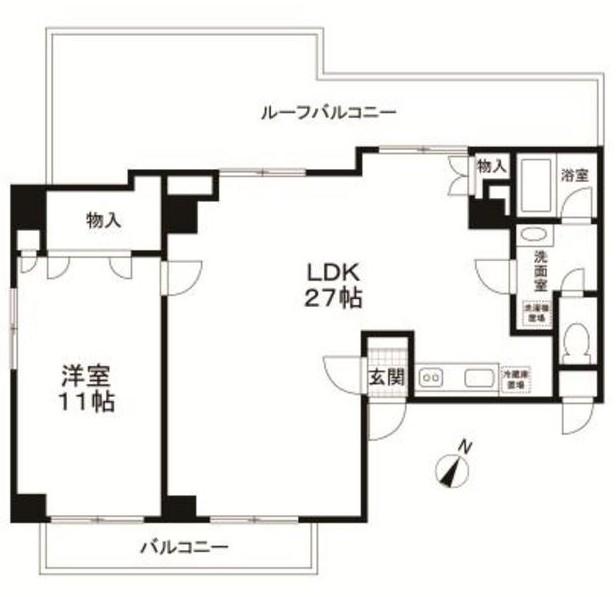 グランフォーレ305号室