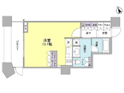 中目黒アトラスタワー3108号室
