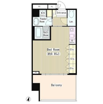 南青山コアパレス501号室