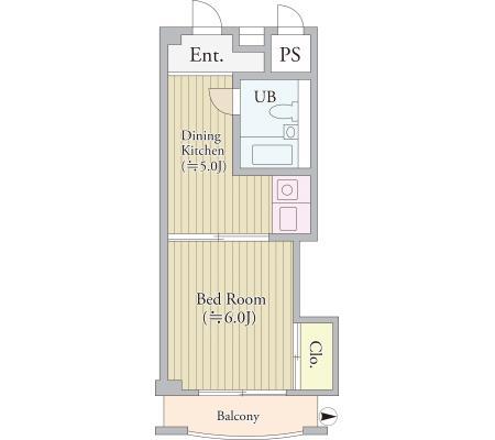 パークグレース新宿1103号室