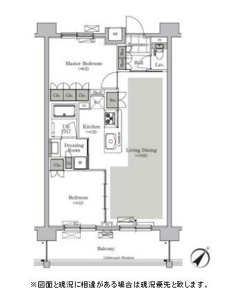 パークキューブ西ヶ原ステージ1006号室