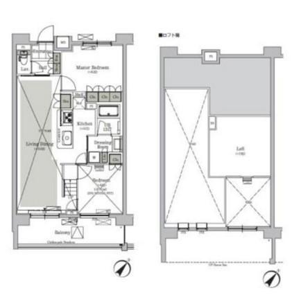 パークキューブ西ヶ原ステージ1108号室