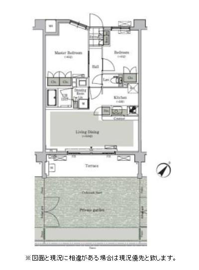 パークキューブ西ヶ原ステージ117号室
