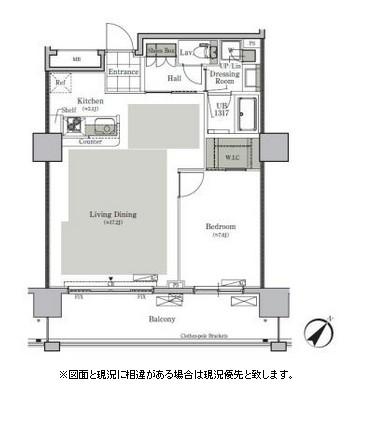 パークキューブ西ヶ原ステージ1604号室