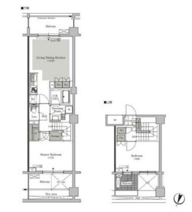 パークキューブ西ヶ原ステージ210号室