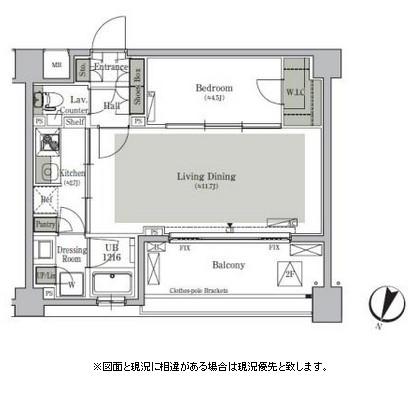 パークキューブ西ヶ原ステージ213号室