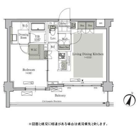 パークキューブ西ヶ原ステージ214号室