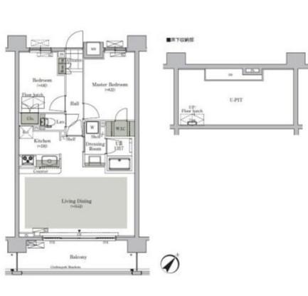 パークキューブ西ヶ原ステージ443号室