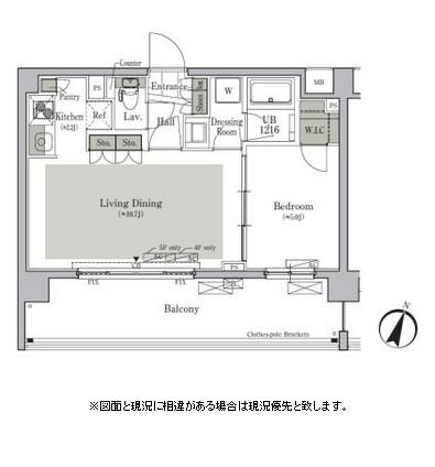 パークキューブ西ヶ原ステージ510号室