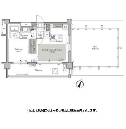 パークキューブ西ヶ原ステージ603号室