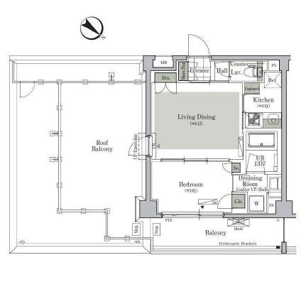 パークキューブ西ヶ原ステージ623号室